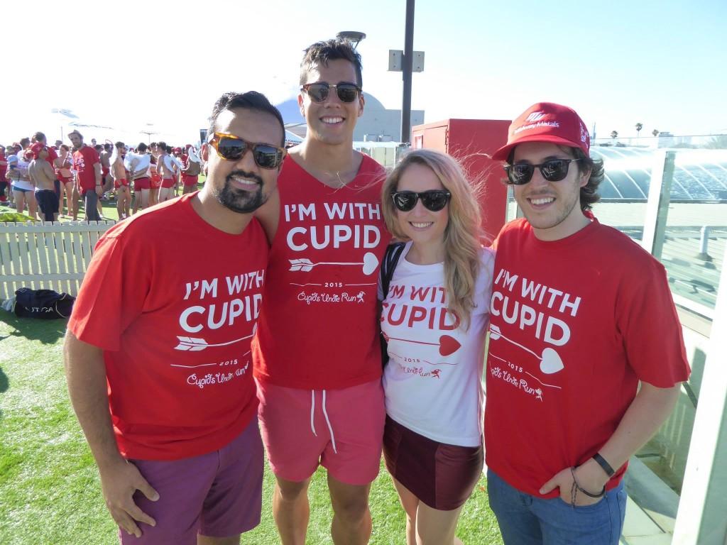 Cupid Undie Run - Charity